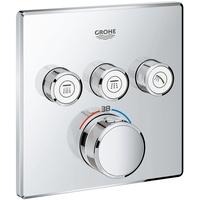 GROHE Grohtherm SmartControl Thermostat mit 3 Absperrventilen (29126000)