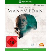 The Dark Pictures Man of Medan (USK) (Xbox One)