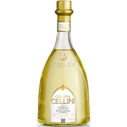 Cellini Grappa Cru Oro