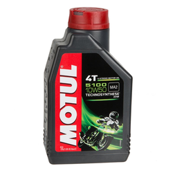 Motul Motorenöl  5100 4T, SAE 10W50, 1 Liter