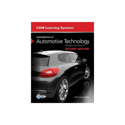 Fundamentals of Automotive Technology - 2nd Edition by Kirk Vangelder (Hardcover)