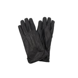 ZEBRO Lederhandschuhe Nappa-Lederhandschuhe schwarz S = 7