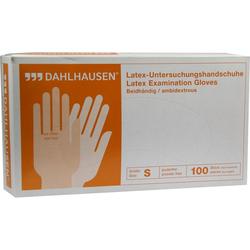 Handschuhe Latex Ungepudert Größe S