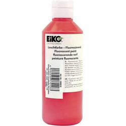 EiKO UV-Leuchtfarbe Rot 250ml
