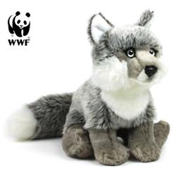 WWF Plüschfigur Plüschtier Silberfuchs (15cm)