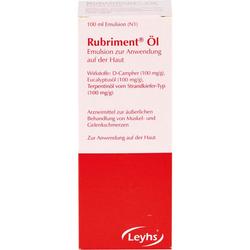 RUBRIMENT Öl 100 ml