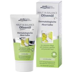 HAUT IN BALANCE Olivenöl Dermatologische Akut-Salbe