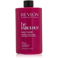REVLON Professional Be Fabulous Daily Care Normal/Thick Hair Conditioner 750 ml