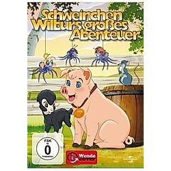 Schweinchen Wilburs großes Abenteuer - DVD  Filme