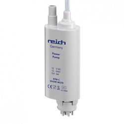 Reich Tauchpumpe 12 Liter 0,6 bar mit Rückschlagventil