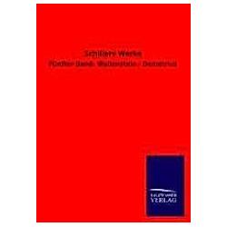 Schillers Werke. Friedrich Schiller  - Buch