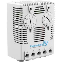 Pfannenberg Hygrostat FLZ 610 HYGR. 230 AC 40-90% rF 230 V/AC 1 Wechsler (L x B x H) 38 x 59 x 80.5m