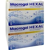 Hexal Macrogol Hexal plus Elektrolyte 100 St.