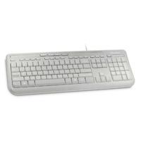 Microsoft Wired Keyboard 600 US weiß (ANB-00032)