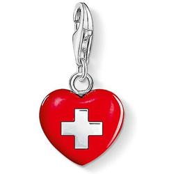 Thomas Sabo Herz Schweiz 0894-007-10 Charm Anhänger