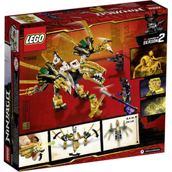 70666 LEGO® NINJAGO Goldener Drache