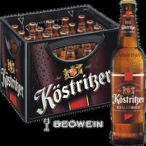 Köstritzer Kellerbier 20x0,5 l