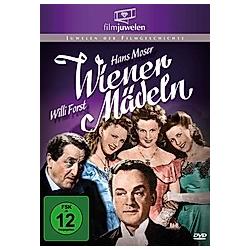 Wiener Mädeln - DVD  Filme
