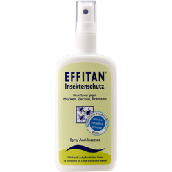 INSEKTENSCHUTZ SPRAY Effitan 100 ml