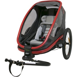 Hamax Outback One red/charcoal 2019