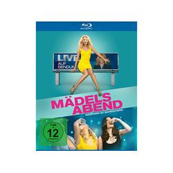 MÄDELSABEND - NÜCHTERN ZU SCHÜCHTERN! Blu-ray