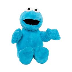 Sesamstrasse Kuscheltier Sesamstraße Plüschfigur COOKIE 60 cm blau
