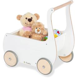 Pinolino® Puppenwagen Mette, weiß