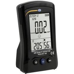 PCE Instruments Formaldehyd-Messgerät PCE-HFX 100 Temperatur, Luftfeuchtigkeit
