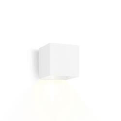 Box 1.0 Halogen Wandleuchte - weiß
