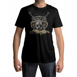 Lootchest T-Shirt T-Shirt - Skyrim Mashup Men L