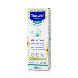 Mustela Creme Stelatopia Crème Émolliente