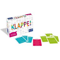 Huch! Spiel, Klappe (Kartenspiel)