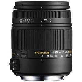Sigma 18-250mm F3,5-6,3 DC Makro OS HSM Nikon F