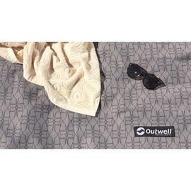 Outwell Birdland 3P Flat Woven Carpet grau