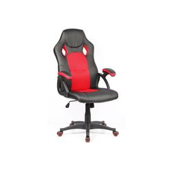 VCM Drehstuhl Bürostuhl im Racing-Design