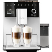 Melitta Caffeo CI Touch F630-101 silber/schwarz