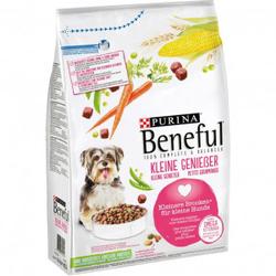 Beneful Kleine Genießer Hundefutter 2 x 2,8 kg