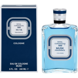 Royal Copenhagen Royal Copenhagen Musk Eau de Cologne für Herren 240 ml