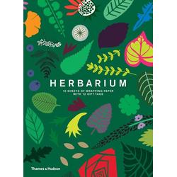 HERBARIUM GIFT WRAP