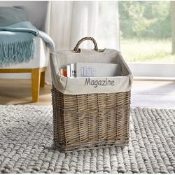 HomeLiving Aufbewahrungskorb Magazine