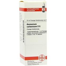 AMMONIUM CARB D 6