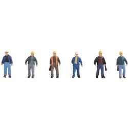 NOCH 0015057 H0 Figuren Bauarbeiter