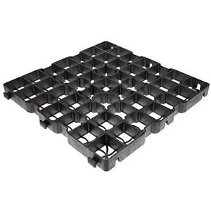 Land-Grid 40LG Rasengitter Paddockplatten 50x50x4 cm Kunstoff 10,49€/m²