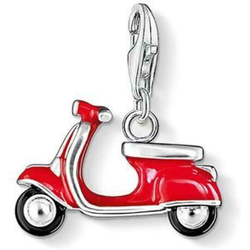 Thomas Sabo Roter Roller 0827-007-10 Charm Anhänger