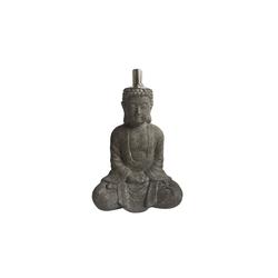 HTI-Line Dekofigur Öllampe Buddha 1 (1 Stück), Öllampe