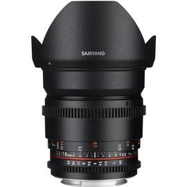 Samyang 16mm T2,2 ED AS UMC CS II VDSLR Nikon F