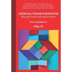 Verhaltenstherapie: Buch von