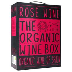 The Organic Wine Box Rosé 3 ltr.