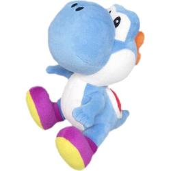Nintendo Plüschfigur Yoshi, 17 cm, blau