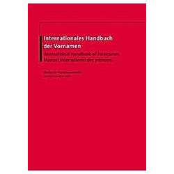 Internationales Handbuch der Vornamen